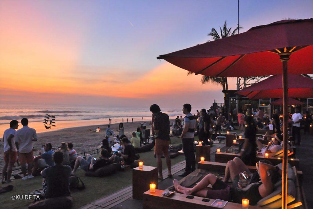 7 Beach Club Terkenal di Bali